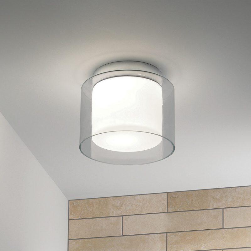 Astro Arezzo Ceiling Light Chrome C