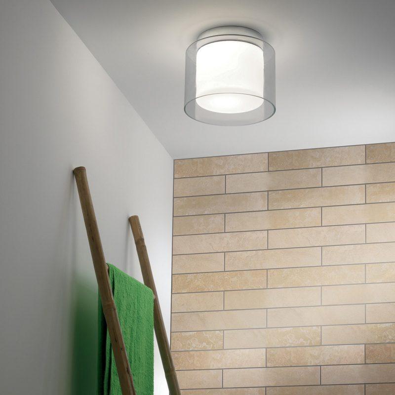Astro Arezzo Ceiling Light Chrome B