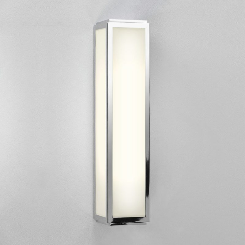 Astro Mashiko 360 Led Wall Light Polished Chrome