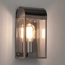 Astro Newbury Wall Light Polished Nickel