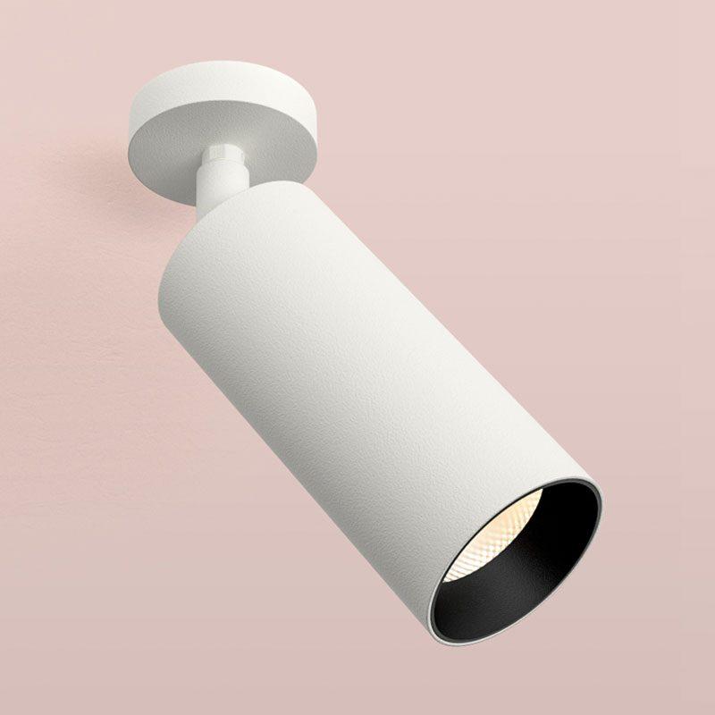 Orluna Air Adjustable Rose Spotlight White B