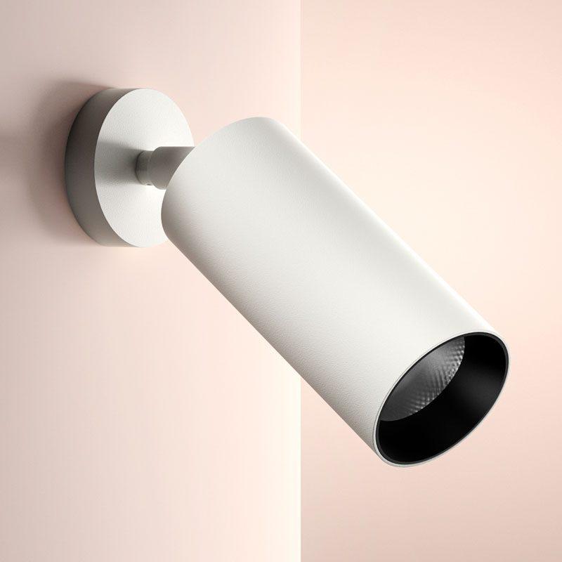 Orluna Air Adjustable Rose Spotlight White C