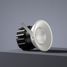 Orluna Clarin Fixed Downlight White D