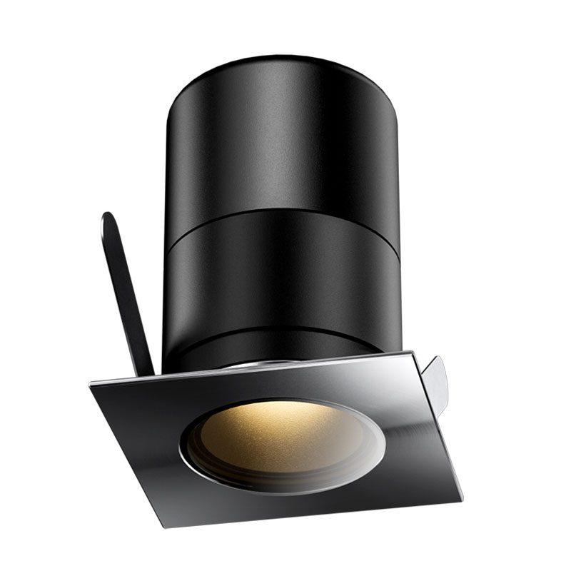 Orluna Cue Uplight Stainless Steel C