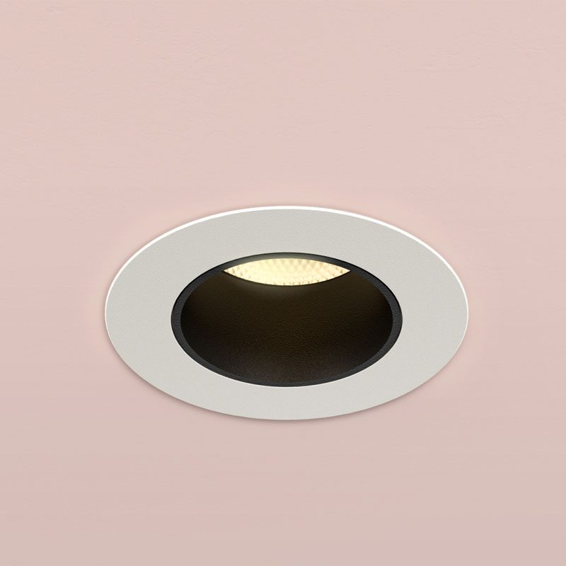 Orluna Mina Fixed Downlight White B
