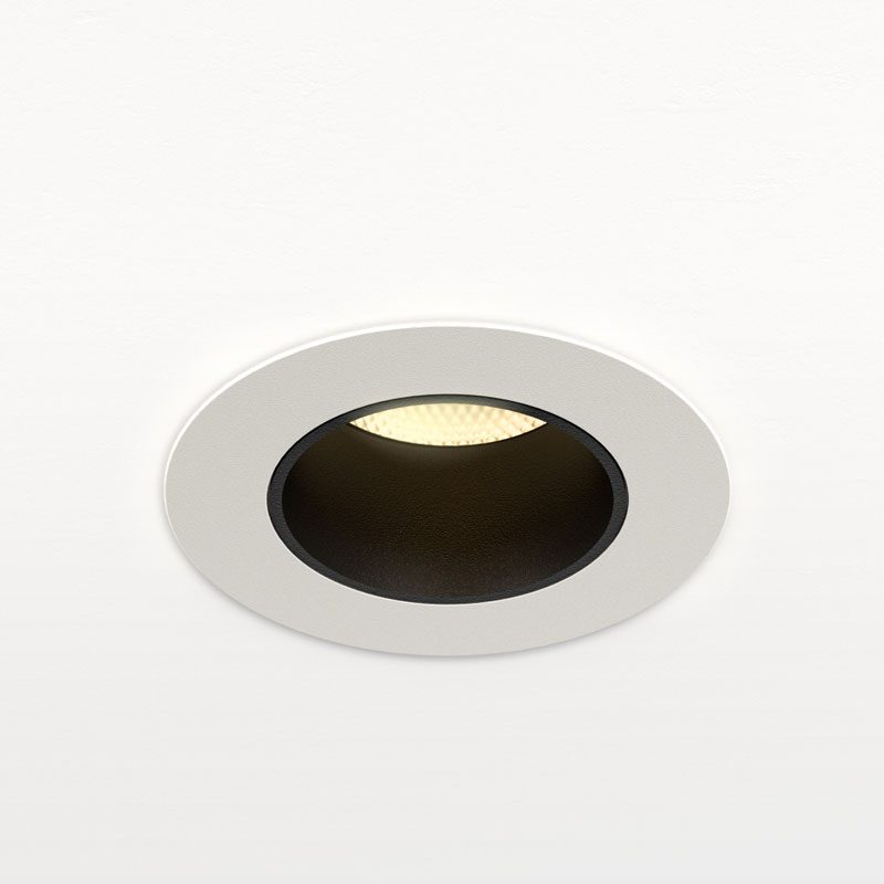 Orluna Mina Fixed Downlight White