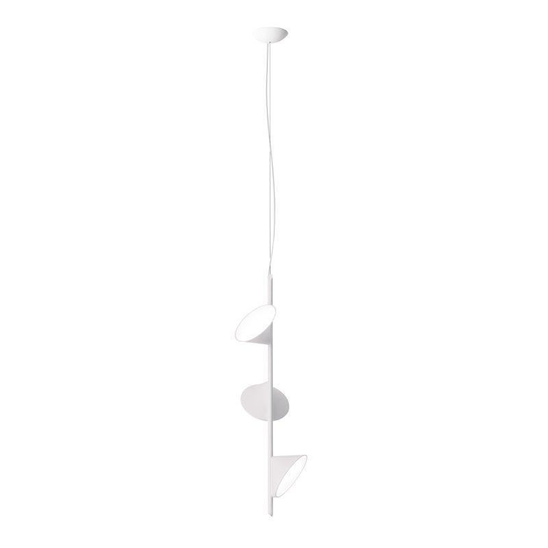 Axolight Orchid 3 Pendant White