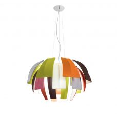 Axolight Plumage 80 Pendant Light Multi Colour