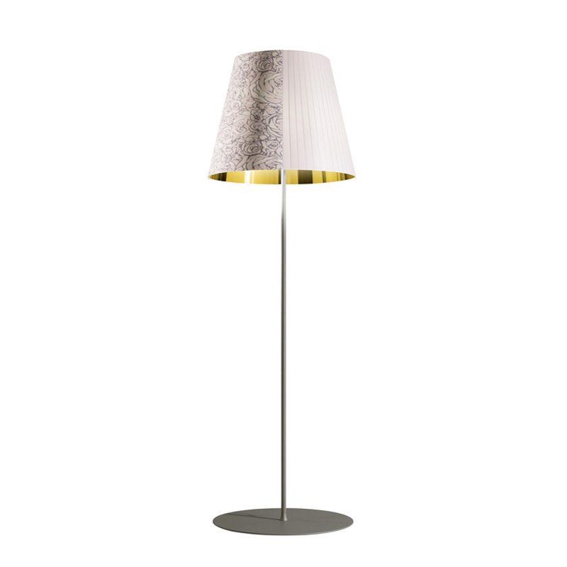 Axolight Melting Pot 55 Floor Lamp White Gold