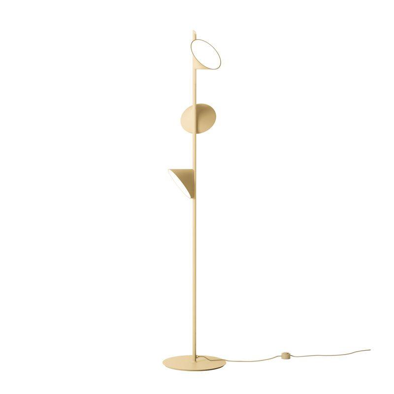 Axolight Orchid Floor Lamp Sand