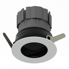 Orluna One Tilt Rotate Downlight White