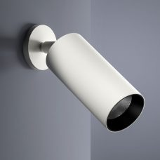 Orluna Air Adjustable Screwplate Spotlight White C