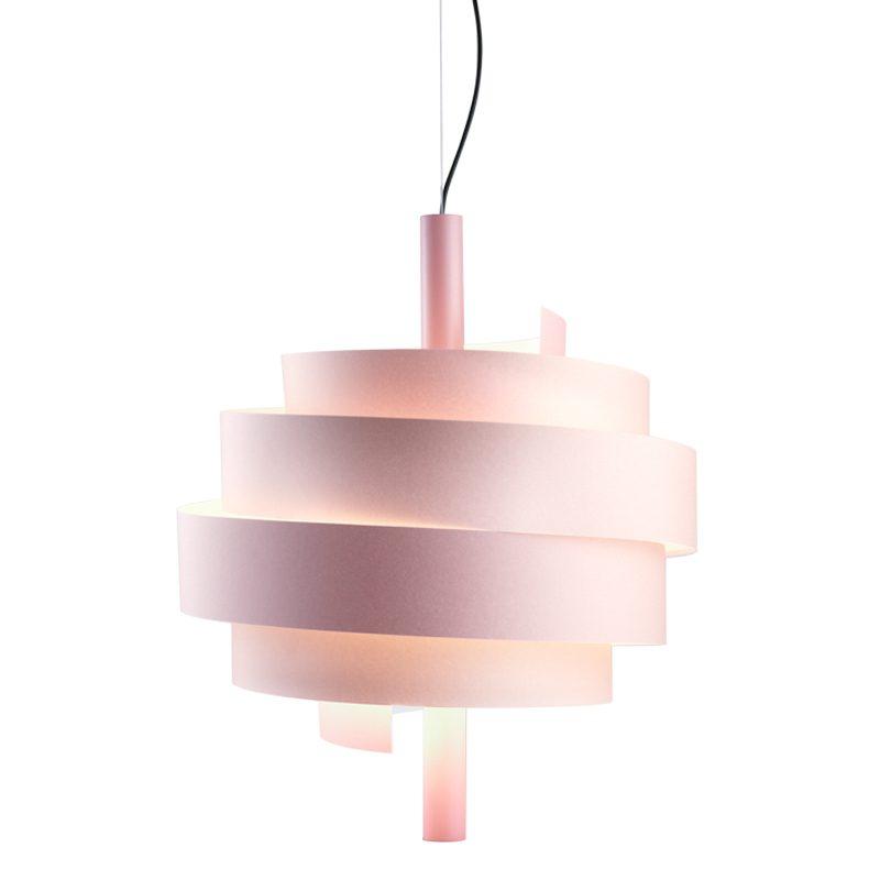Marset Piola Pendant Light Pink
