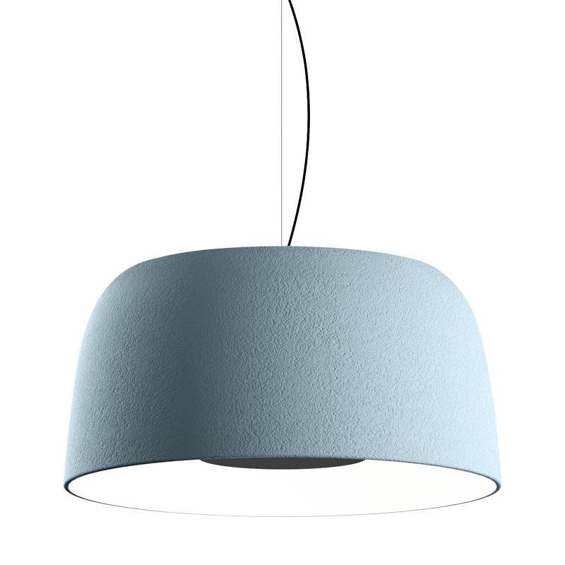 Marset Djembé 65.45 Pendant Light Blue