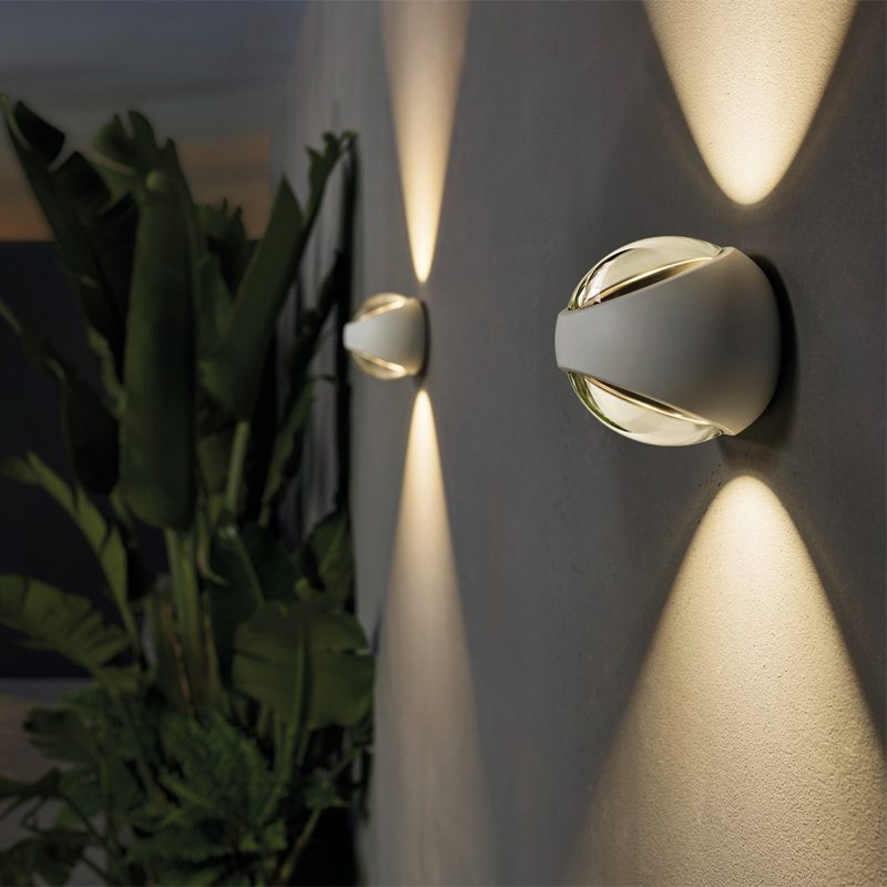 Sito Verticale Wall Light Matt White B