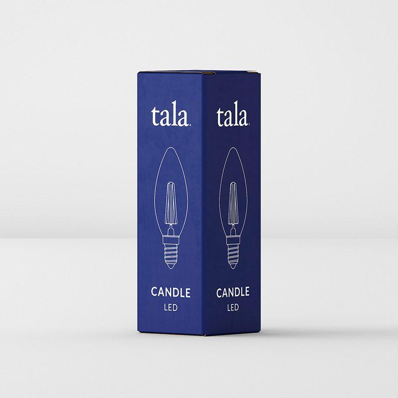 Tala 4w Led Candle Lamp Box