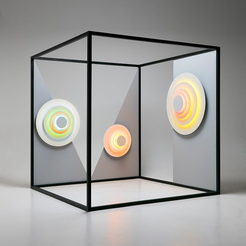 Marset Concentric S Wall Light