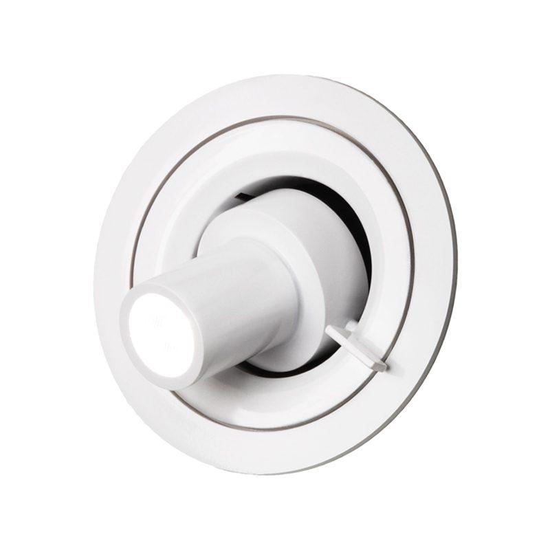 Marset Ledcompass R Wall Light White