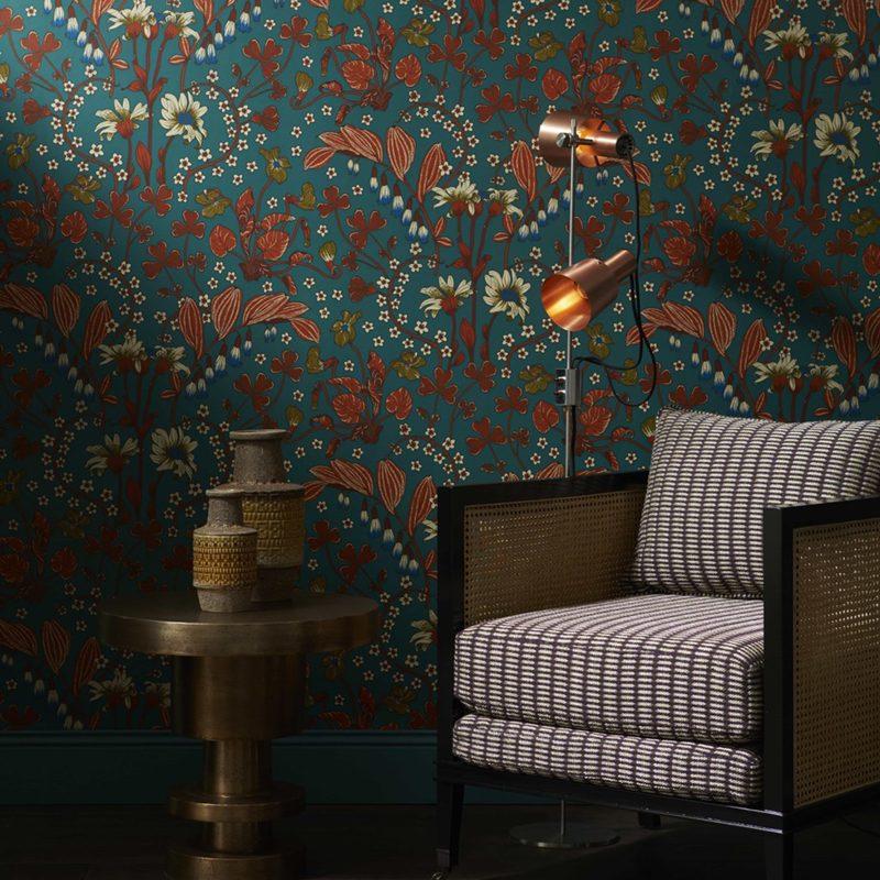 Original Btc Chester Floor Lamp Satin Copper B