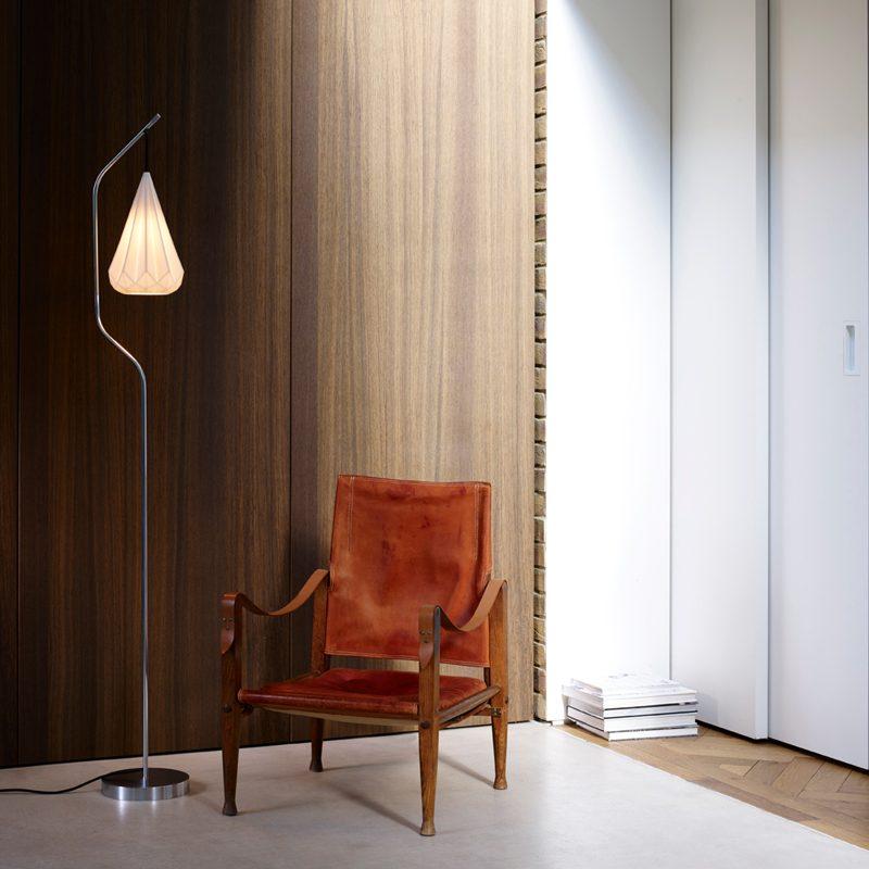 Original Btc Hatton 3 Floor Lamp Natural White B