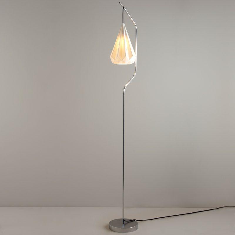 Original Btc Hatton 3 Floor Lamp Natural White