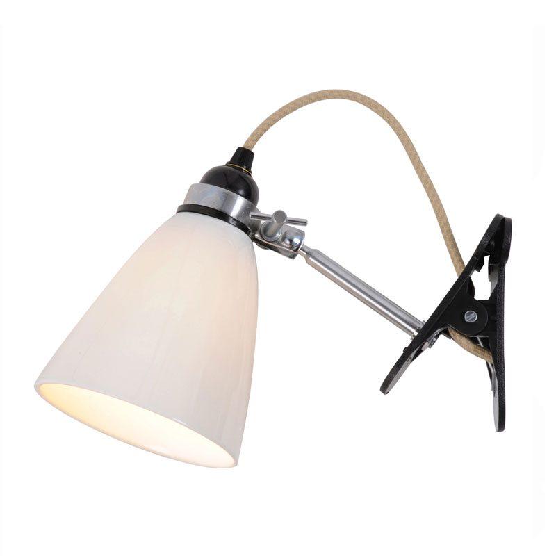 Original Btc Hector Medium Dome Clip Light Black And White