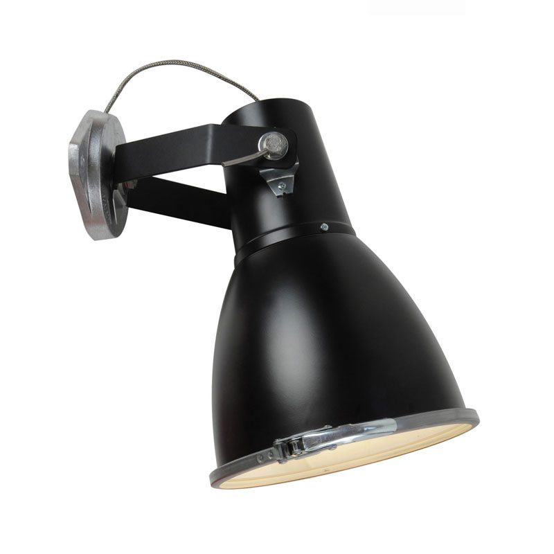 Original Btc Stirrup 3 Wall Light Black