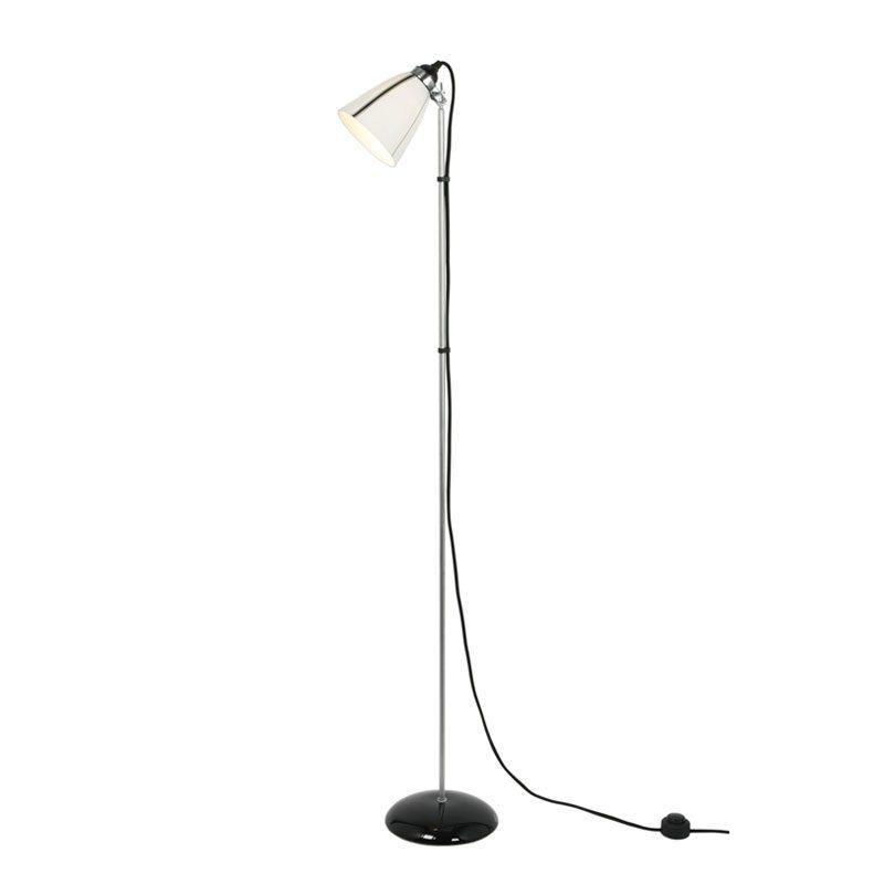 Original Btc Linear Floor Lamp Black And White