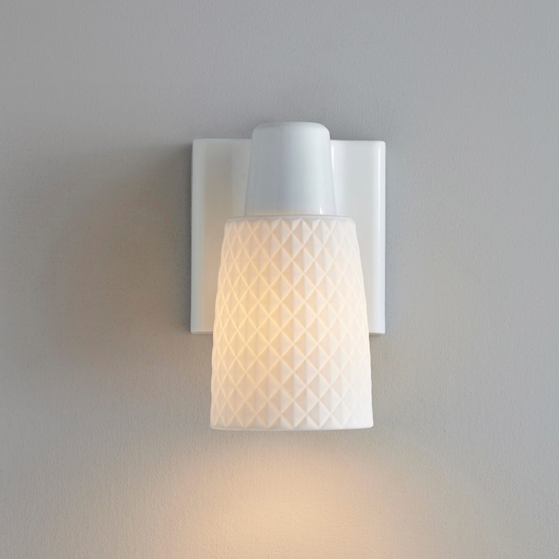 Original Btc Oxford 1 Wall Light Natural White B On
