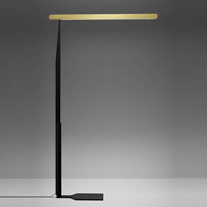 Occhio Mito Terra Floor Lamp Black Bronze C