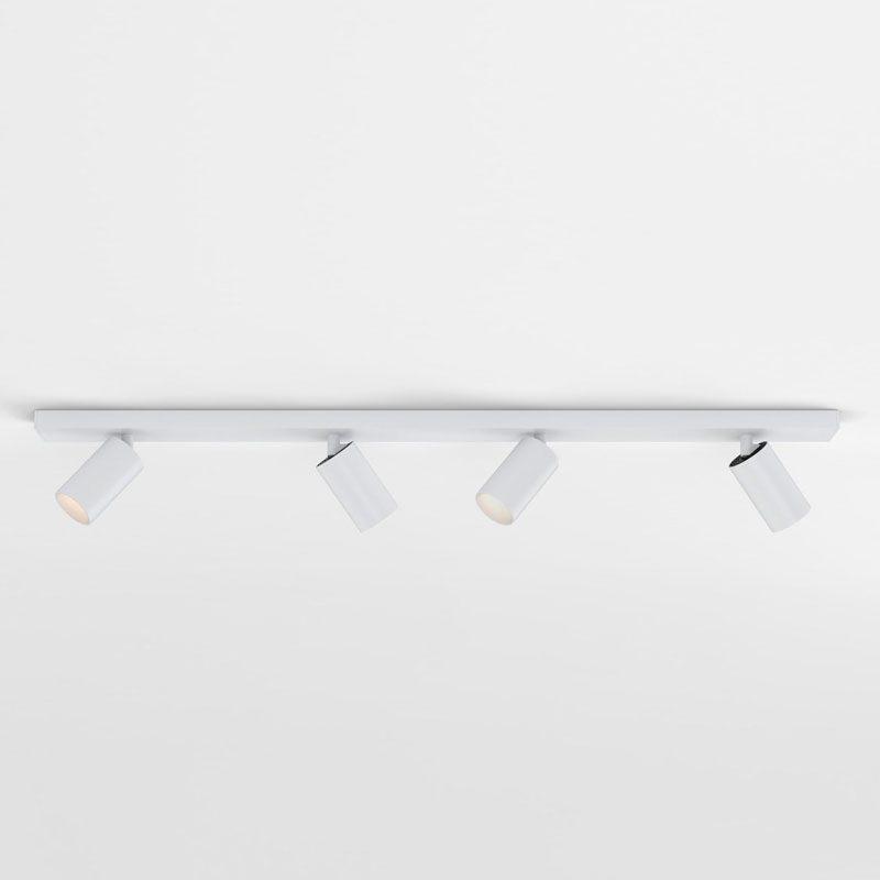 Astro Can 50 Four Bar Spotlight White