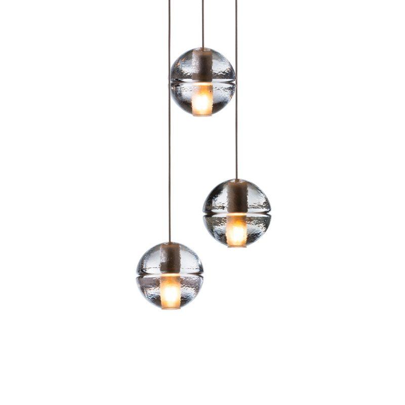 Bocci 14.3 Glass Pendant Light Clear