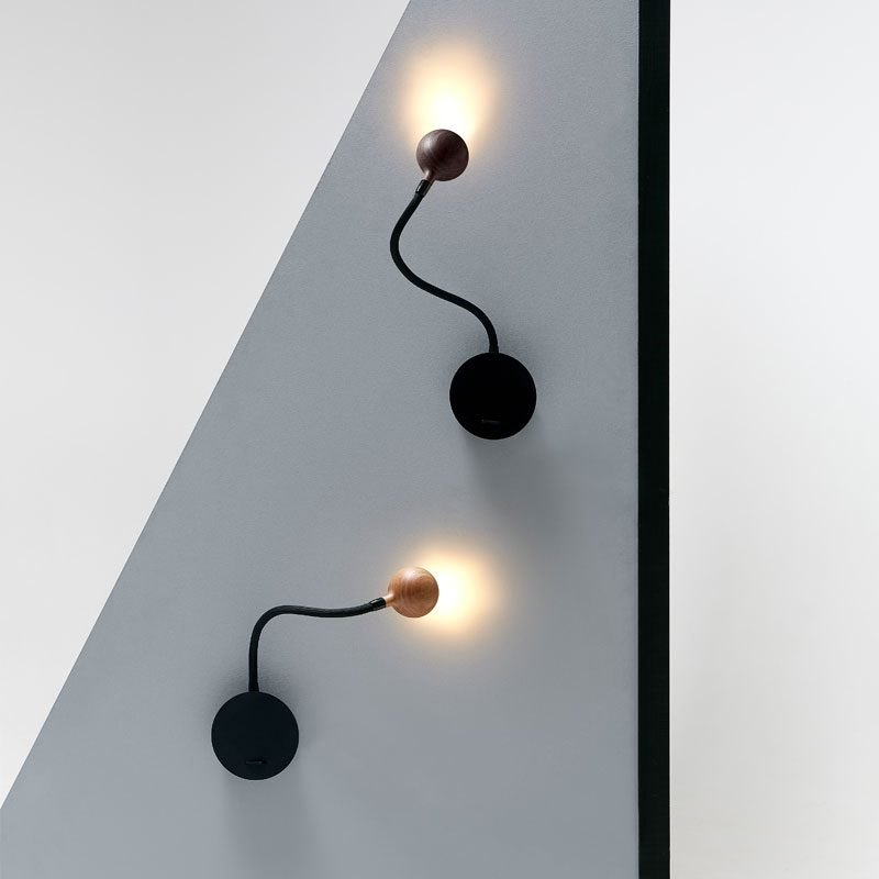 Marset Nº8 Wall Light C