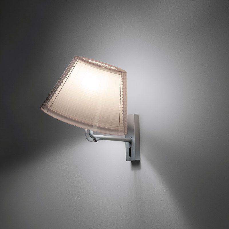 Marset Nolita Wall Light Aluminium B