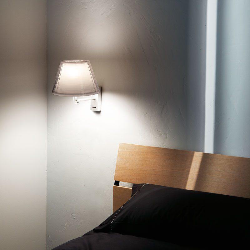 Marset Nolita Wall Light Aluminium C