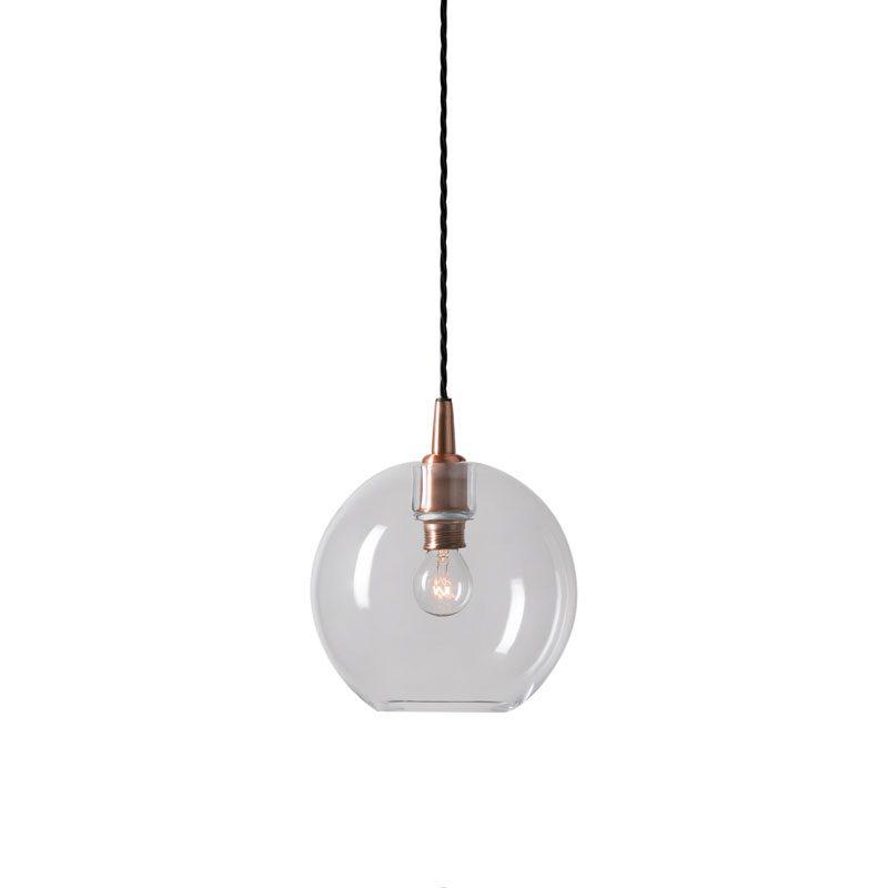Belid Lighting Gloaria 190 Pendant Copper Clear