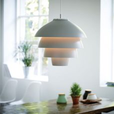 Belid Lighting Valencia 318 Pendant White C