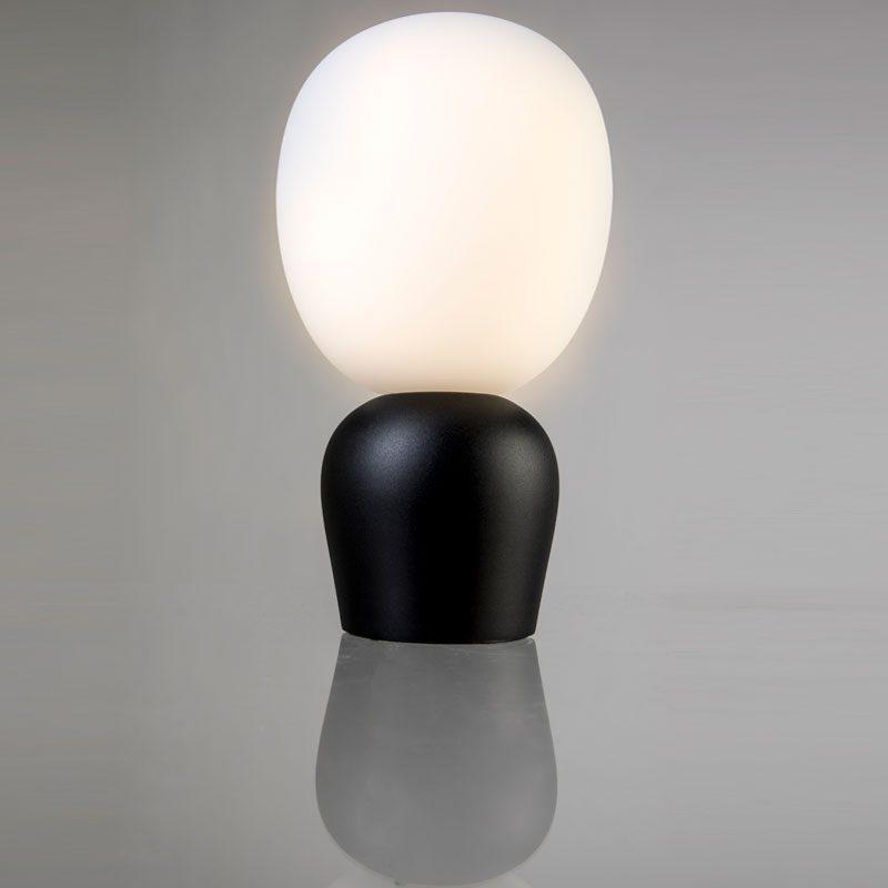 Belid Lighting Buddy Table Lamp Black B