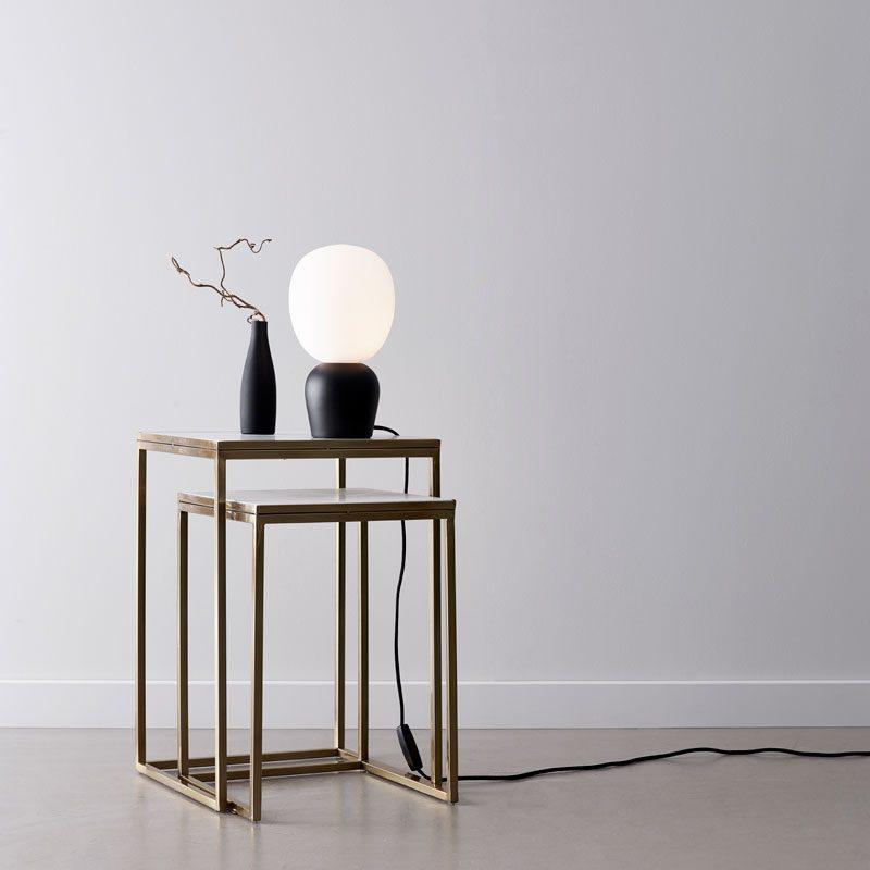 Belid Lighting Buddy Table Lamp Black D