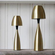 Belid Lighting Anemon 125 Table Lamp Brass B