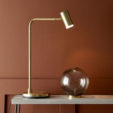 Belid Lighting Cato Q Table Lamp Brass B