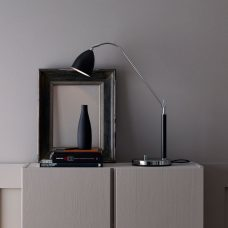 Belid Lighting Nobel Table Lamp Black B
