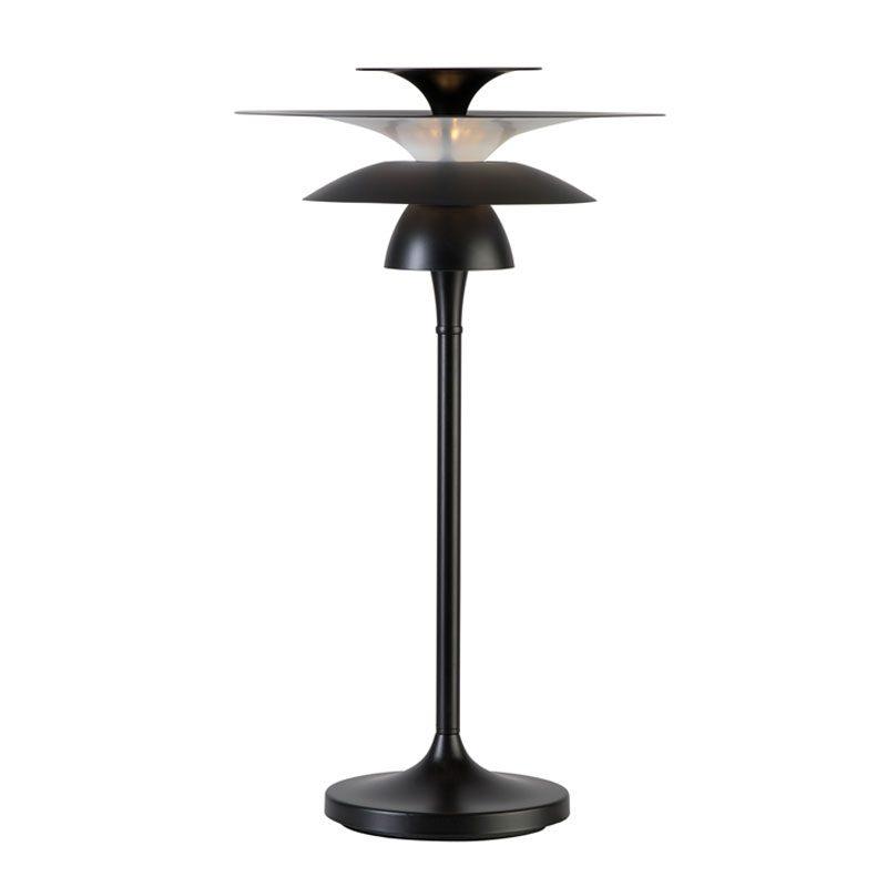Belid Lighting Picasso 617 Table Lamp Black