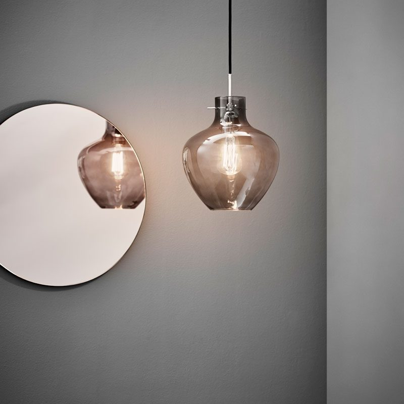 Belid Lighting Bala Pendant Light Black B