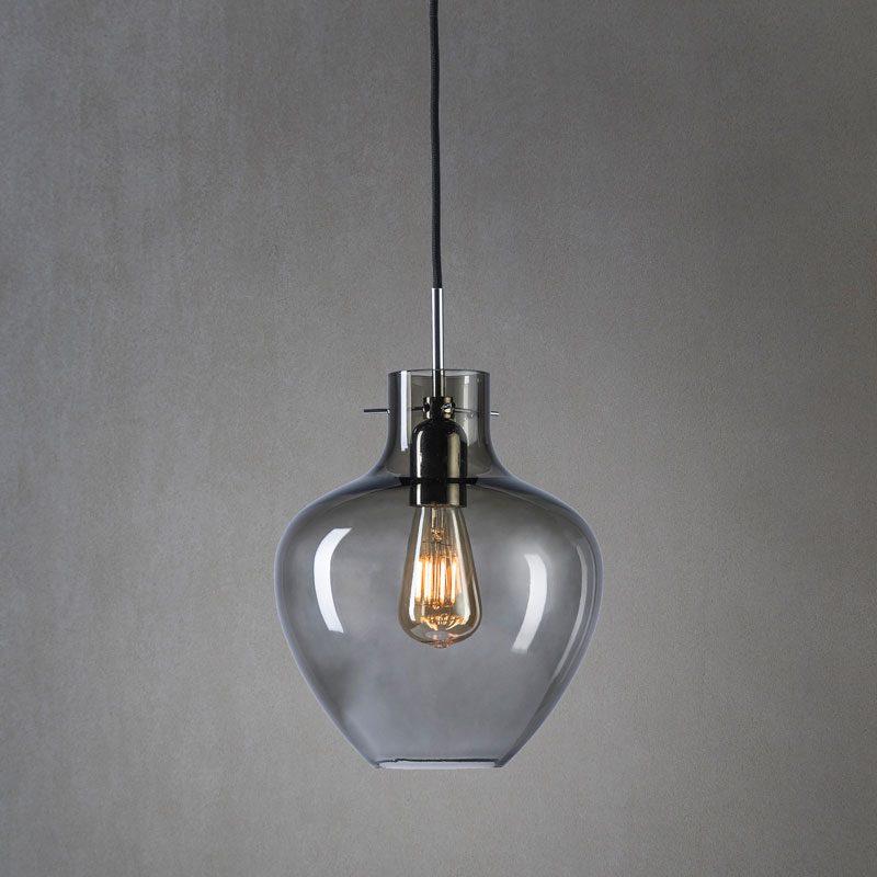 Belid Lighting Bala Pendant Light Black C
