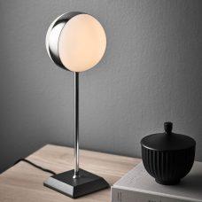 Belid Lighting Circle Table Lamp Chrome B