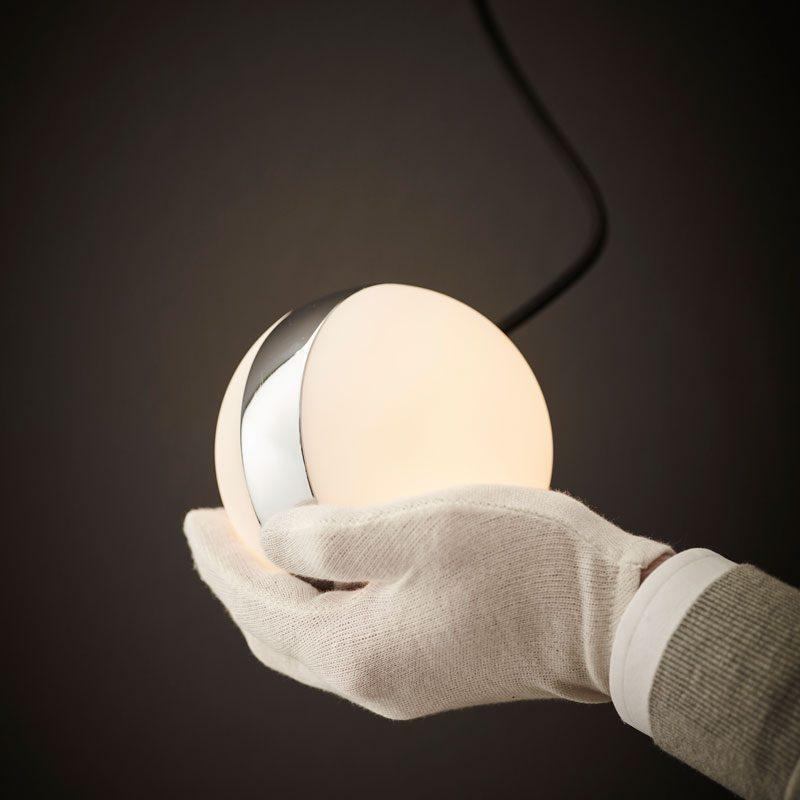 Belid Lighting Circle Pendant Light Chrome F