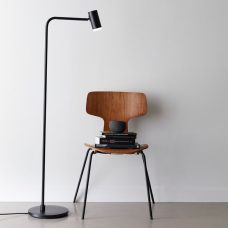 Belid Lighting Cato Q Floor Lamp Black B