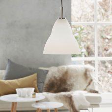 Belid Lighting Fico Medium Pendant White C