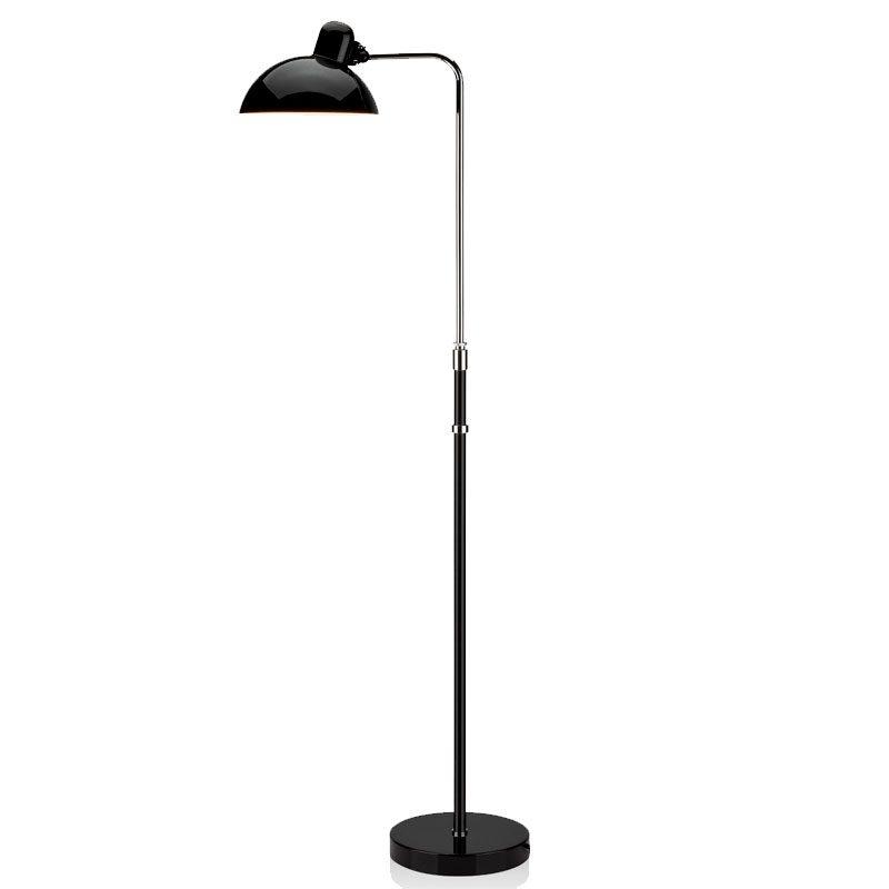 Light Years Kaiser Idell 6580 Floor Light Black